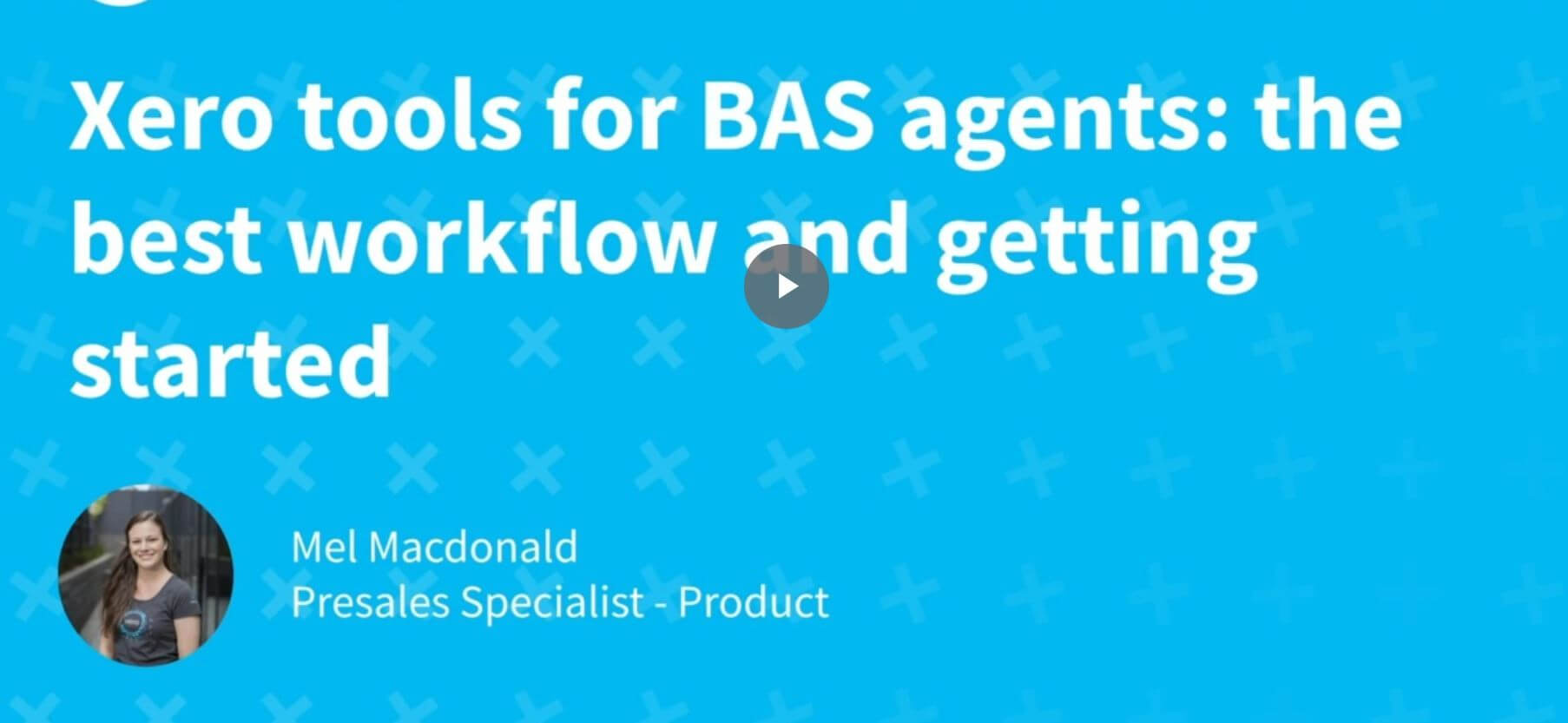 Xero Tools for BAS Agents