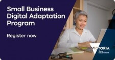 Business Victoria - Small Business Digital Adaptation Program
